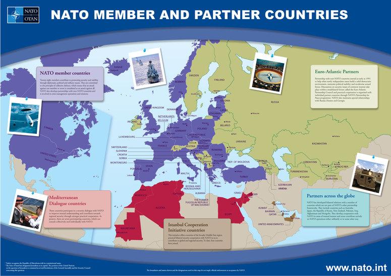 Parteneriate si relații cu părți terțe