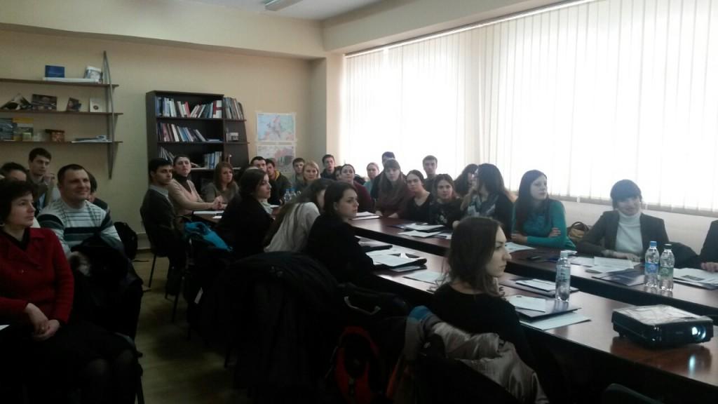 Republica Moldova în contextul relaţiilor internaţionale: Conferință Universitară la USM, FRISPA