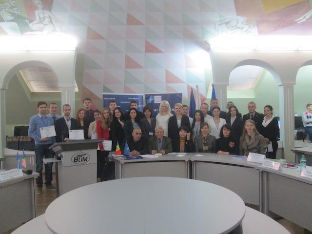 Conferința Națională Interuniversitară: Securitatea națională a Republicii Moldova în contextul provocărilor regionale de securitate