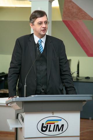 Lecție publică susținută de Iulian Chifu la ULIM pe 17 octombrie