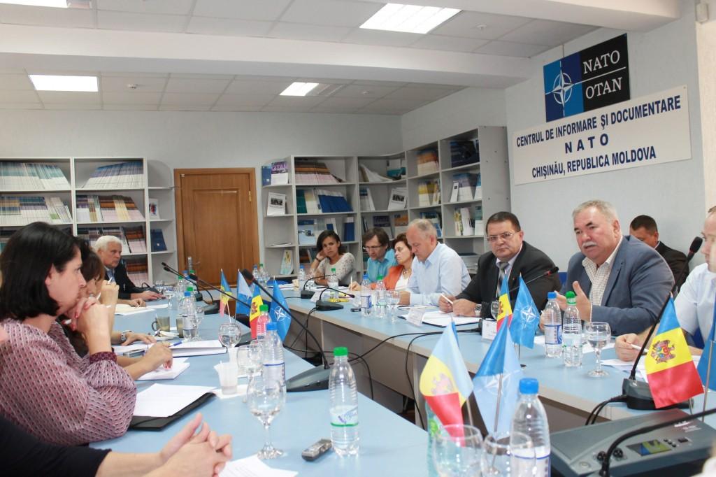 Neutralitatea R. Moldova nu poate fi un obstacol pentru cooperarea cu NATO