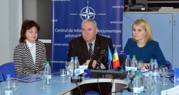 Consolidarea capacităţilor jurnaliştilor în reflectarea subiectelor de securitate şi cooperarea practică dintre RM şi NATO