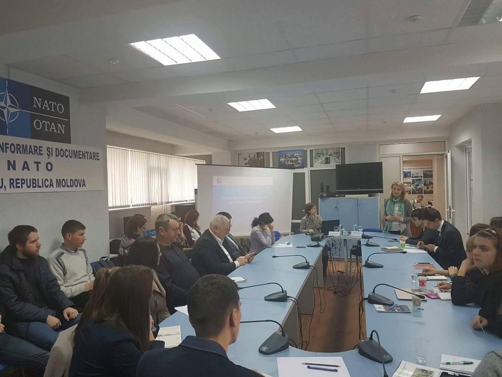 Workshop: Dezinformarea și necesitatea de a consolida Comunicarea Strategică