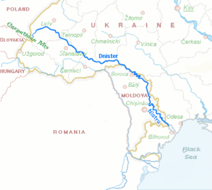 Dniester River as a platform for Moldovan-Ukrainian partnership