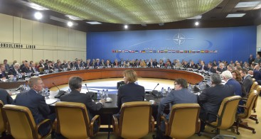 Meetings of the NATO Foreign Ministers at NATO Headquarters in Brussels- Meeting of North Atlantic Council