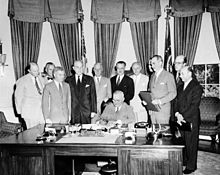 Semnarea Tratatului Antlanticului de Nord, 4 aprilie 1949