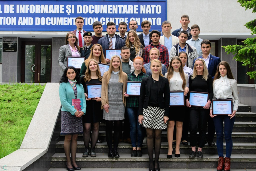 Școala NATO de Securitate 2017, Modul NATO