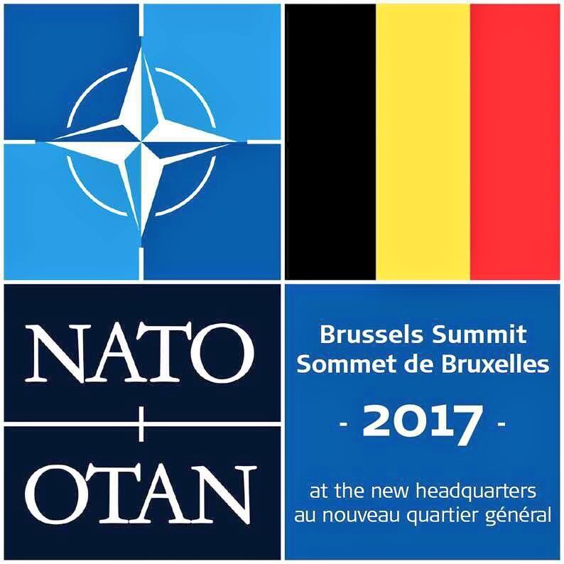Summit-ul NATO de la Bruxelles, 2017