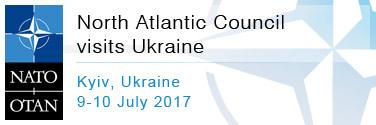 Vizita Consiliului Nord-Atlantic în Ucraina