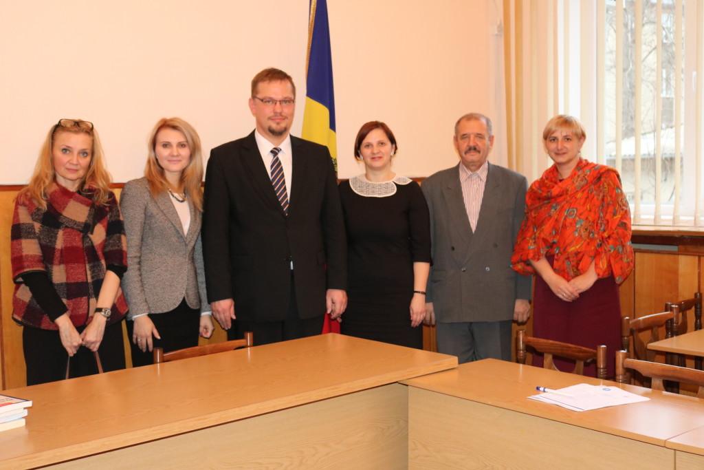 Lecție publică privind Cooperarea Republicii Polonia cu NATO în asigurarea securității regionale (Bălți)