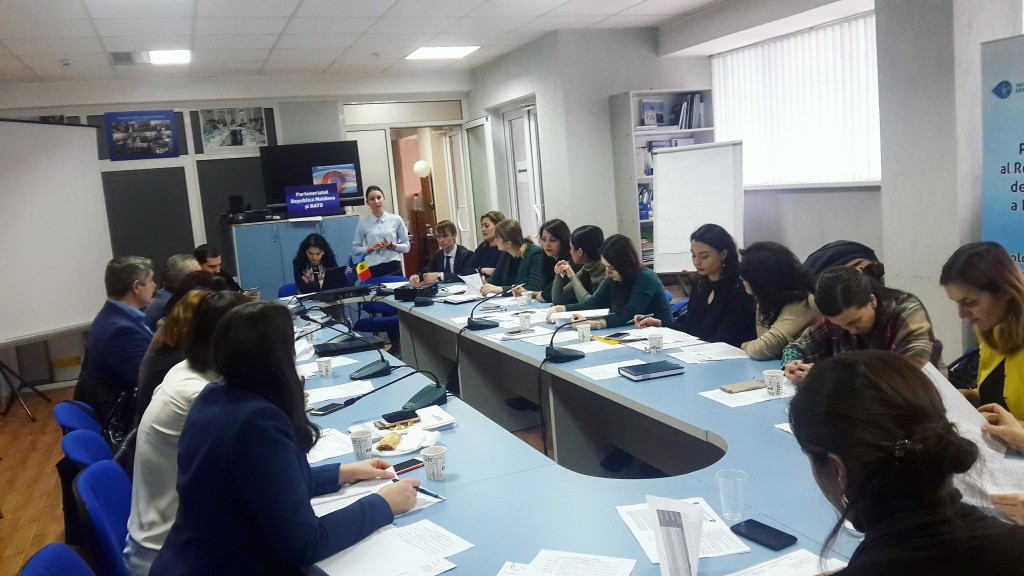 Ședința grupului de lucru la nivel tehnic privind elaborarea PNA