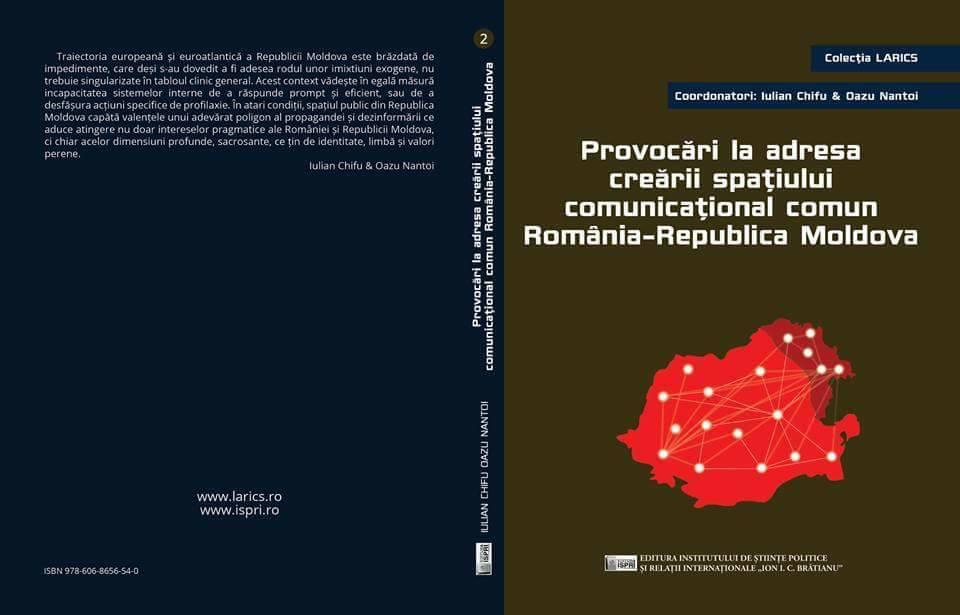 Provocări la adresa edificării spațiului comunicațional comun România – Republica Moldova. Elemente de război informațional în Republica Moldova la adresa României