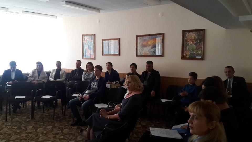 """Masa rotundă  """"Promovarea valorilor europene și euro-atlantice în zonele rurale"""""""