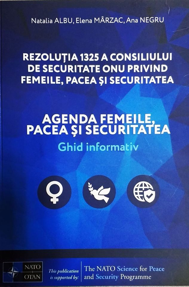 AGENDA FEMEILE, PACEA ȘI SECURITATEA – 1 an de la aprobarea Programului Național  de implementare a Rezoluției 1325