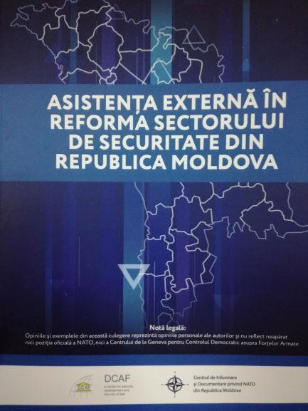 Studiu privind Asistenţa externă în reforma sectorului de securitate din Republica Moldova
