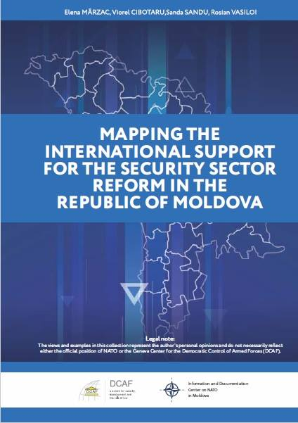 Mapping the International support for the Security Sector Reform in the Republic of Moldova