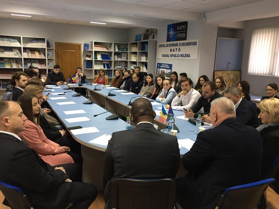 """Night Owl Event – """"open dialogue on practical cooperation of NATO with its member states"""""""