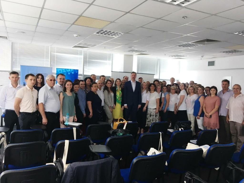 Un grup de persoane din zona de Nord și Centru au participat într-o vizită de studiu la Chișinău
