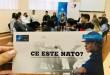 NATO – pe înțelesul tuturor! O întâlnire non-formală cu Octavian Carteră, coordonator programe în cadrul CID NATO.