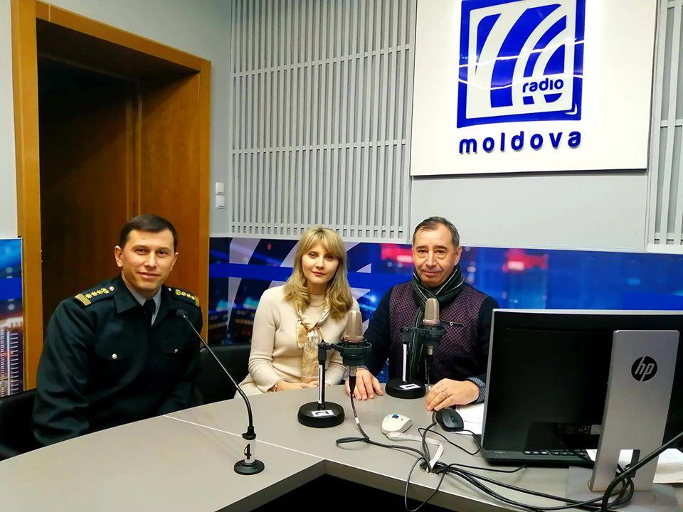 "CID NATO la emisiunea ""Loc de dialog"" cu Anatol Caciuc"
