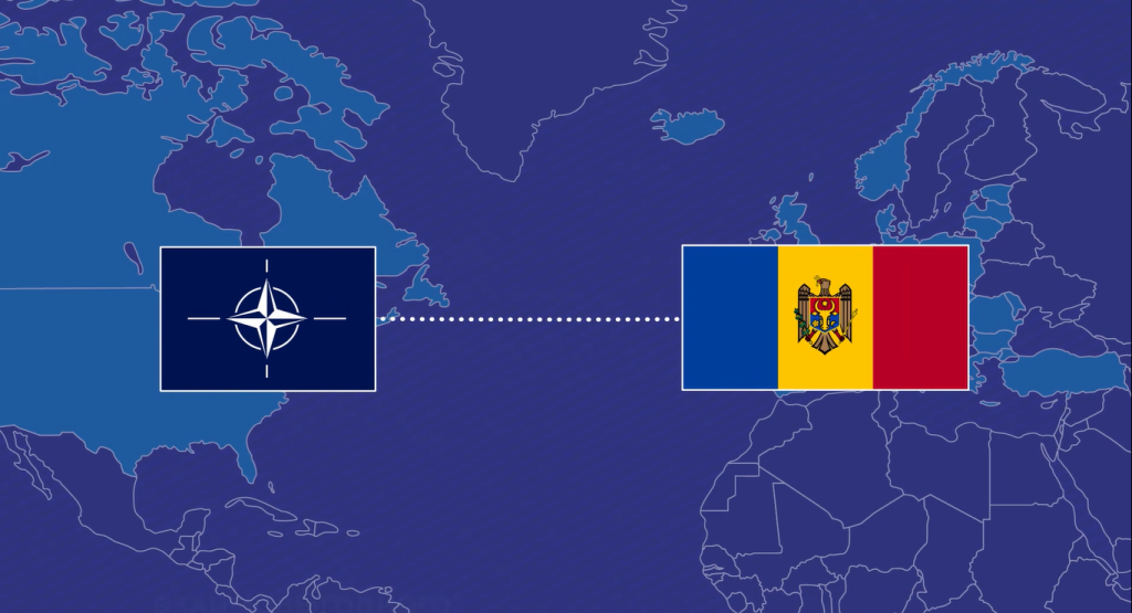 The Partnership between the Republic of Moldova and NATO