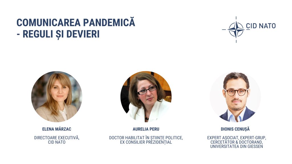 #5 Dialogue with experts: Pandemic communication