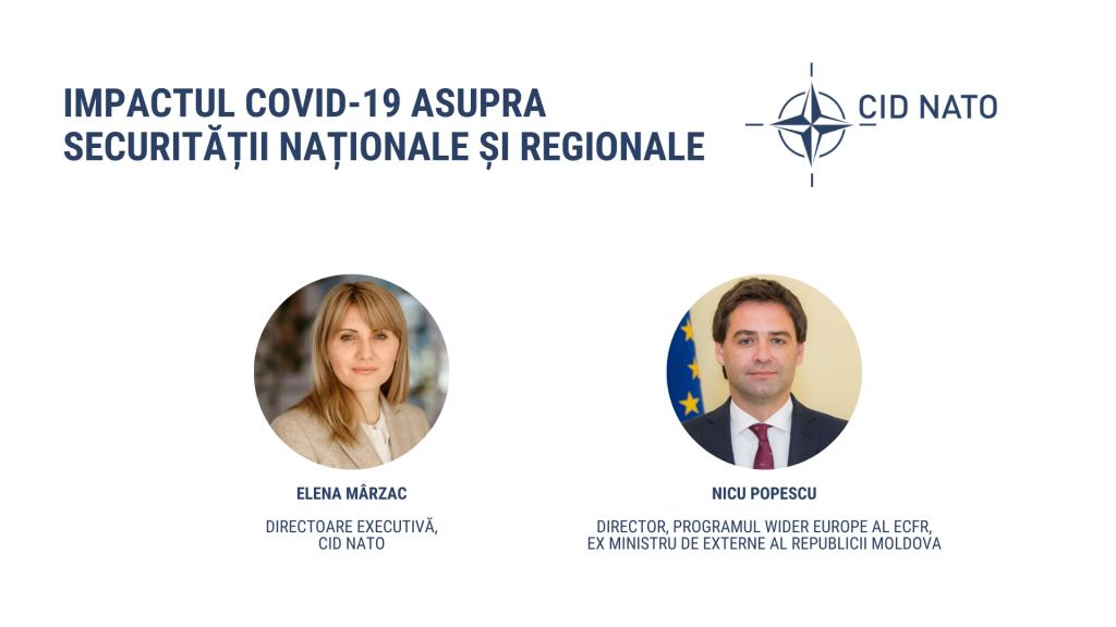 #2 Opinia expertului Nicu Popescu – Impactul COVID-19 asupra securității naționale și regionale