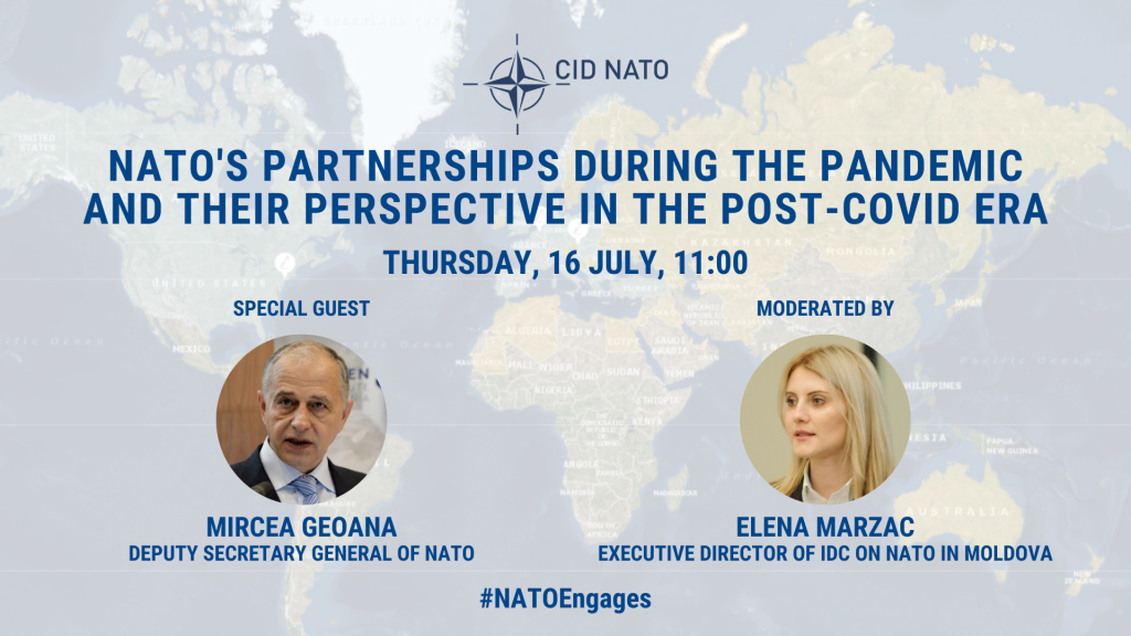 Round Table: NATO's partnerships during the pandemic and their perspective in the post-COVID era