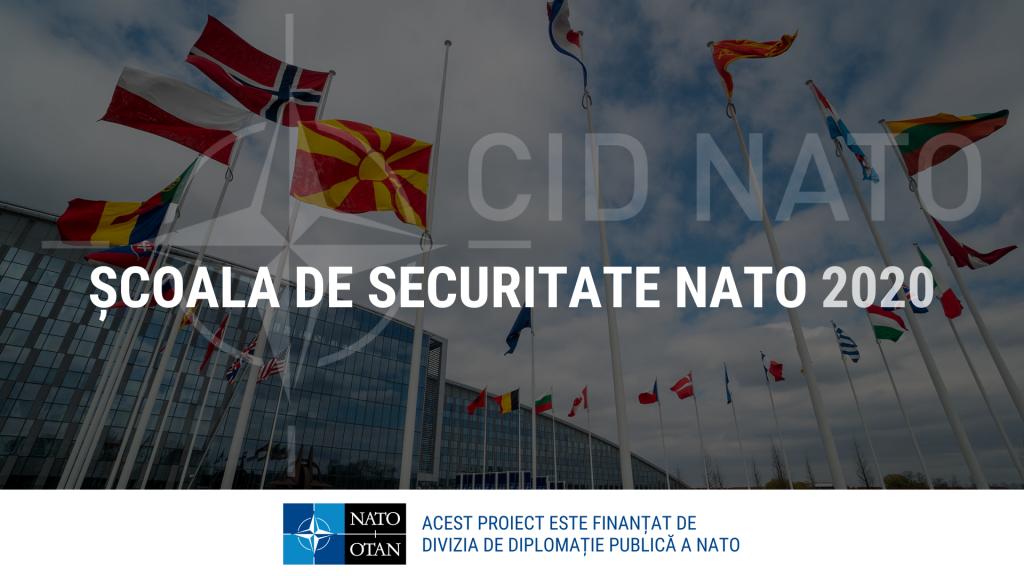 Impresii: ȘCOALA DE SECURITATE NATO, EDIȚIA 2020