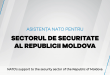 VIDEOGRAPHIC: NATO's support to the security sector of the Republic of Moldova