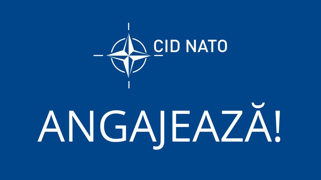 Centrul de Informare și Documentare privind NATO din RM angajează Coordonator / Coordonatoare de Programe