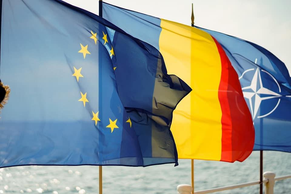 """Lecție publică """"Cum a devenit România mai puternică datorită apartenenței la NATO, UE și a parteneriatului strategic cu SUA"""""""