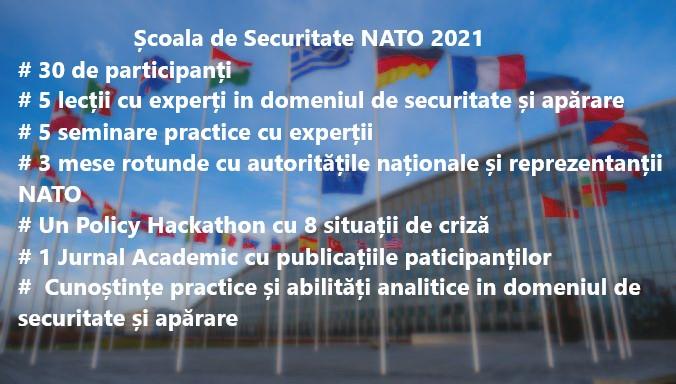 Start Școala de Securitate NATO 2021