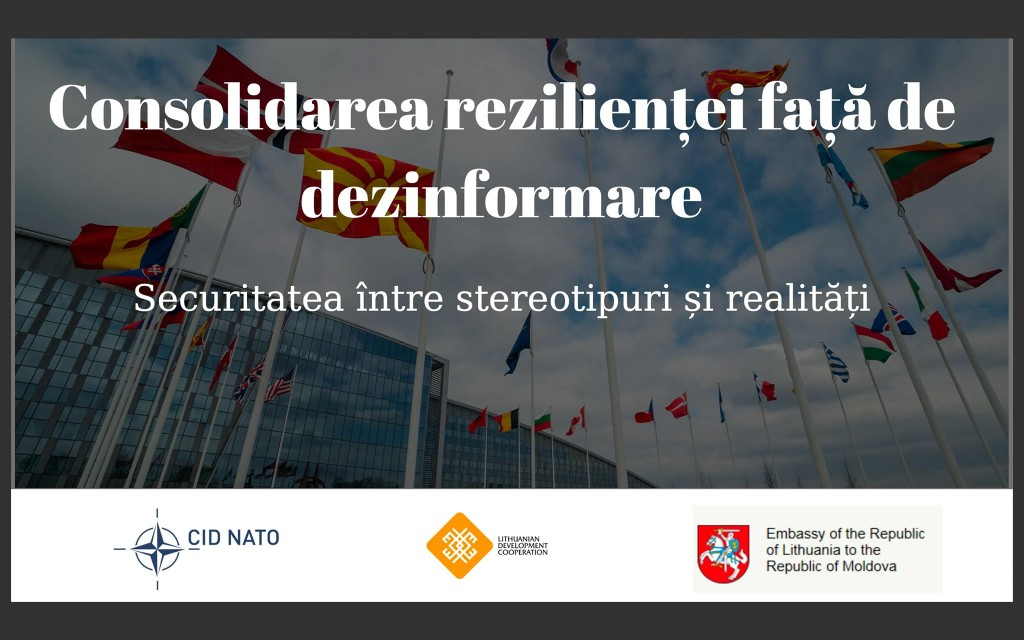 Strengthening resilience to disinformation